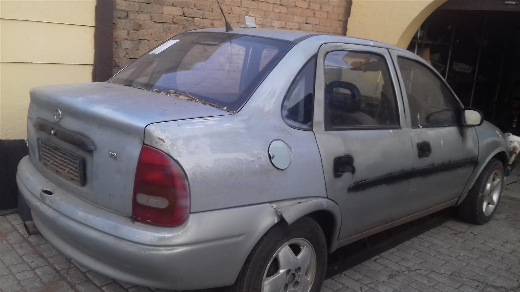 Opel corsa parts