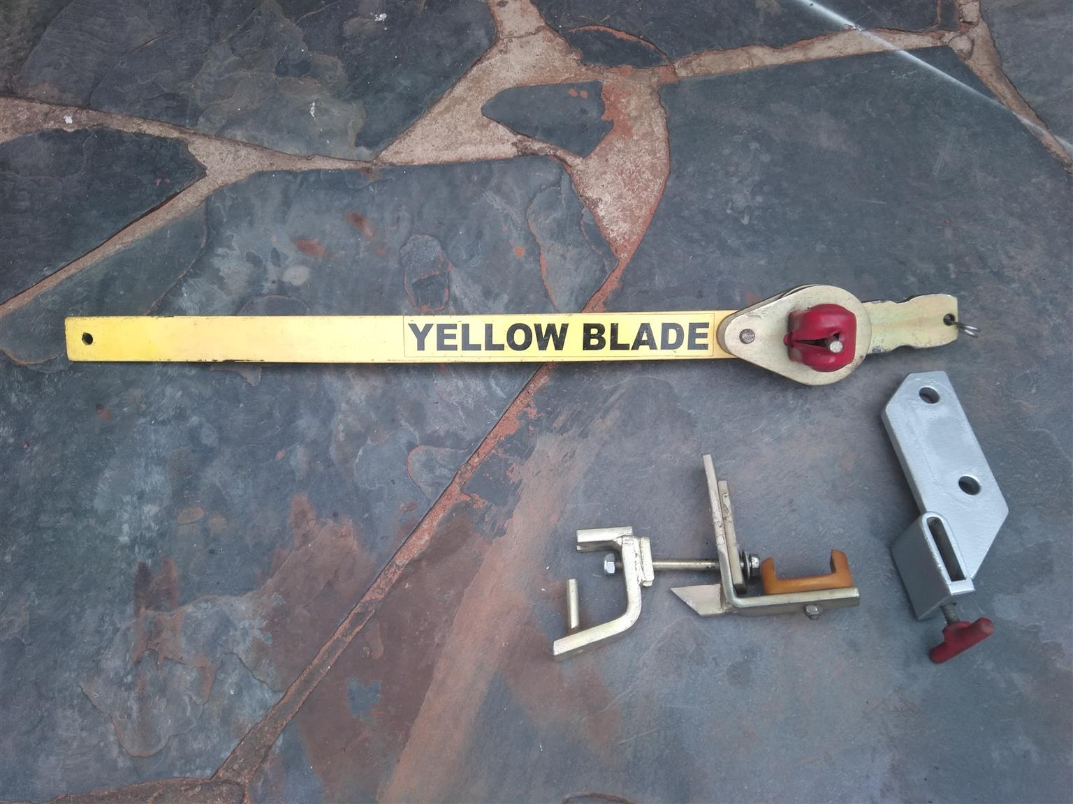 Yellowblade Stabiliser