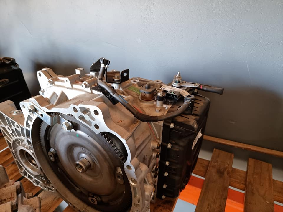 Jeep Patriot 2.4 4X4 Automatic Gearbox For sale
