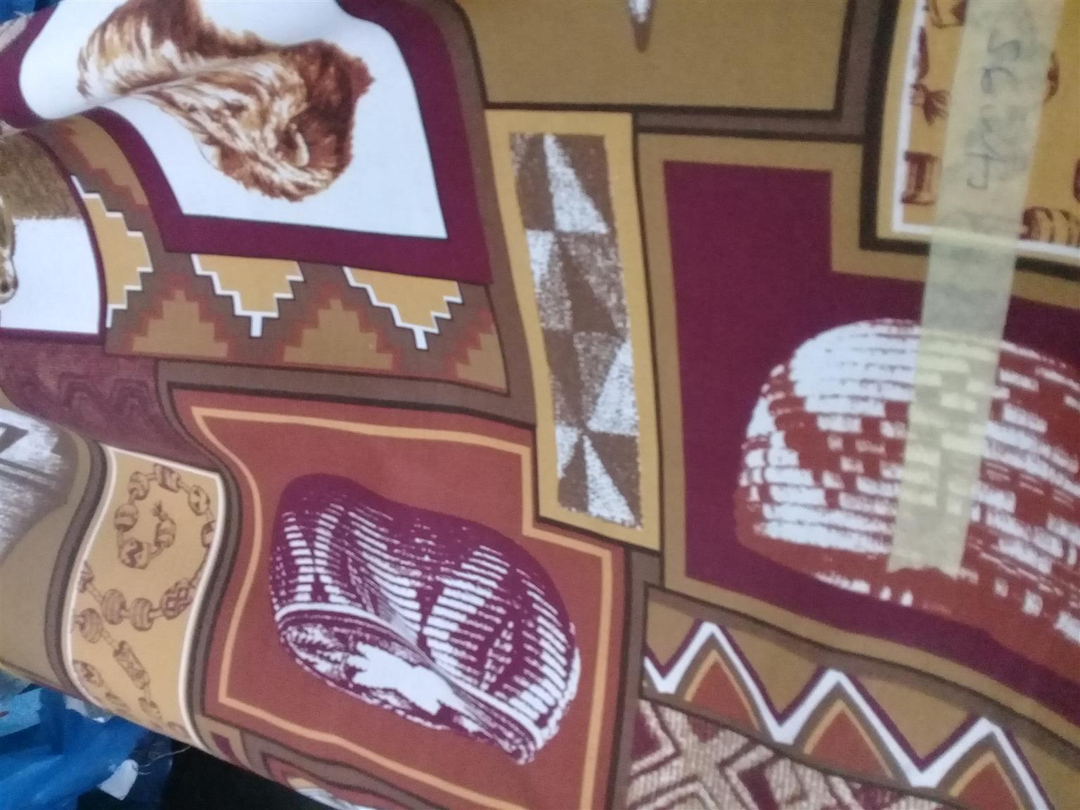 printed heavyweight fabrics