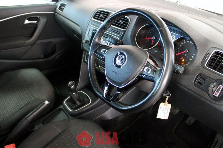 2015 VW Polo hatch POLO 1.0 TSI COMFORTLINE