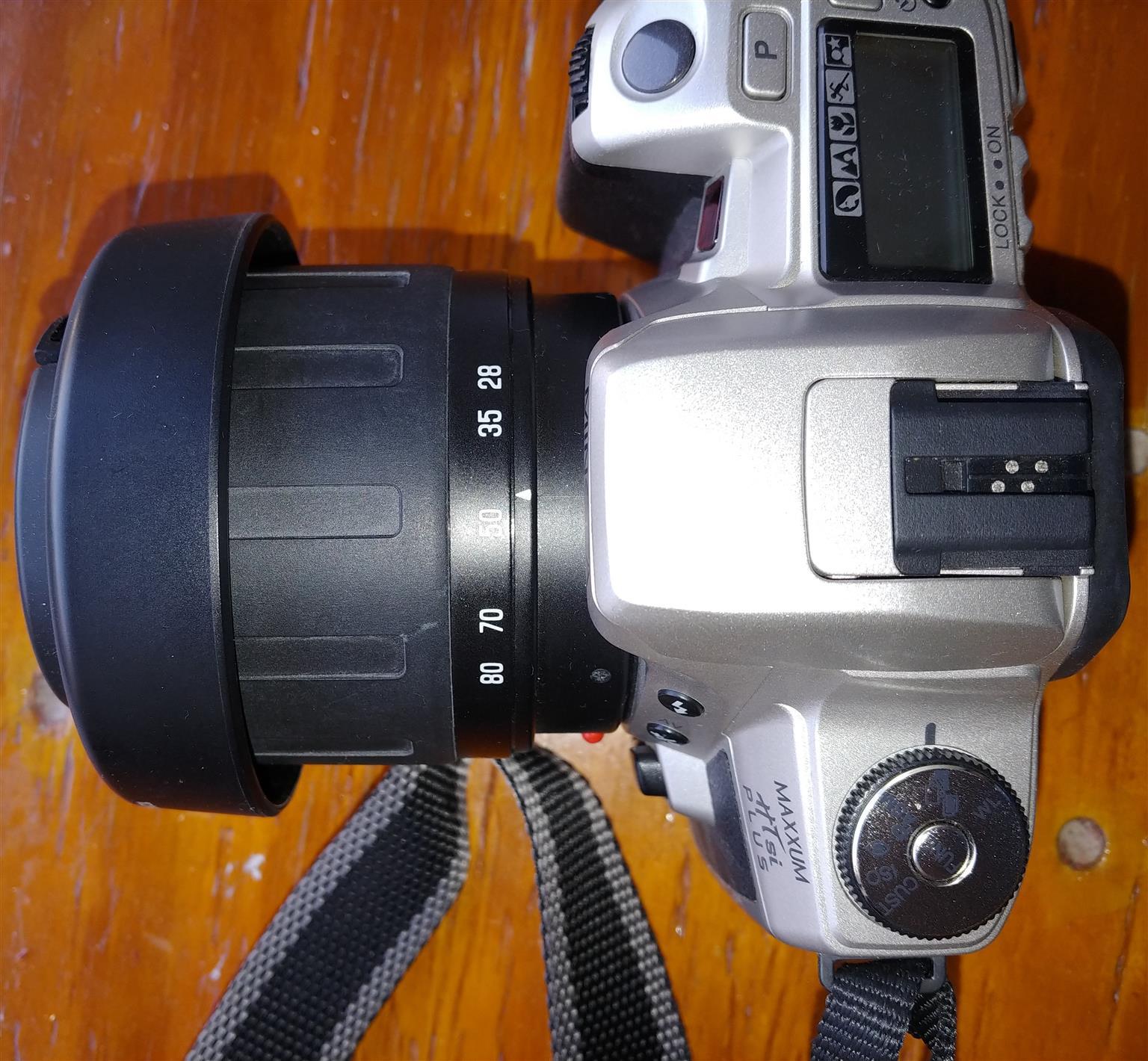 Minolta Maxxum HTsi Plus (Camera)