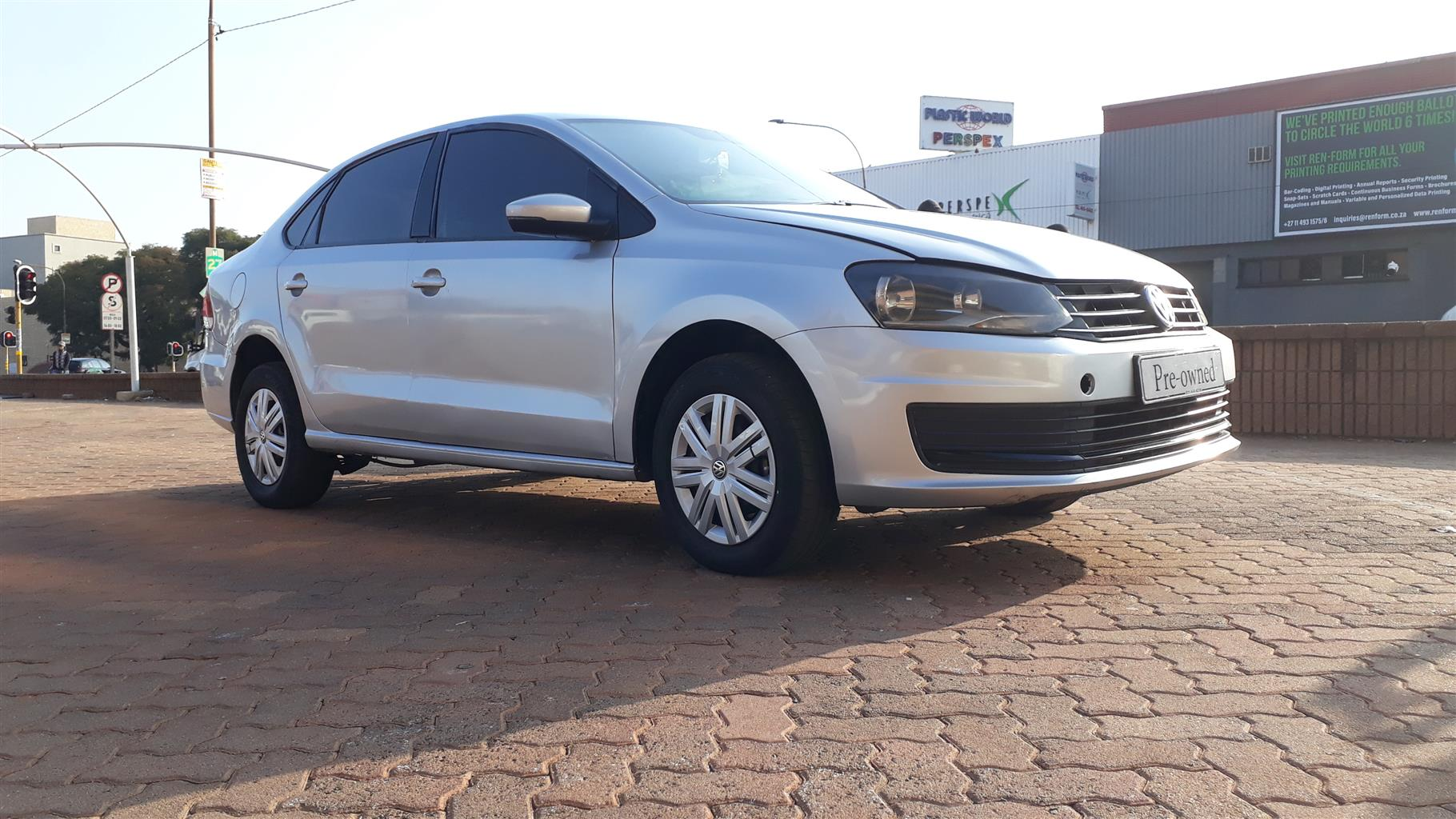 2018 Vw Polo Sedan Polo Gp 1 4 Comfortline Junk Mail
