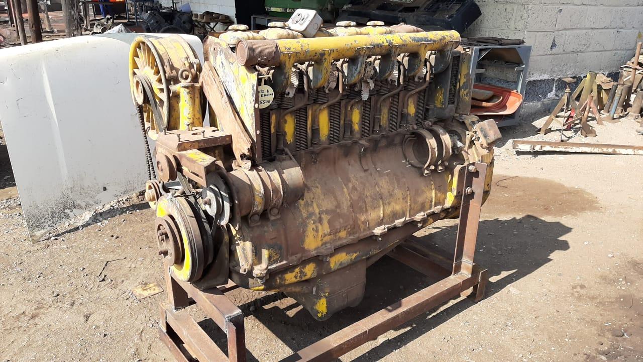 Deutz F6L 514 Engine