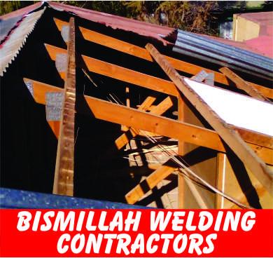 Bismillah Welding contracts