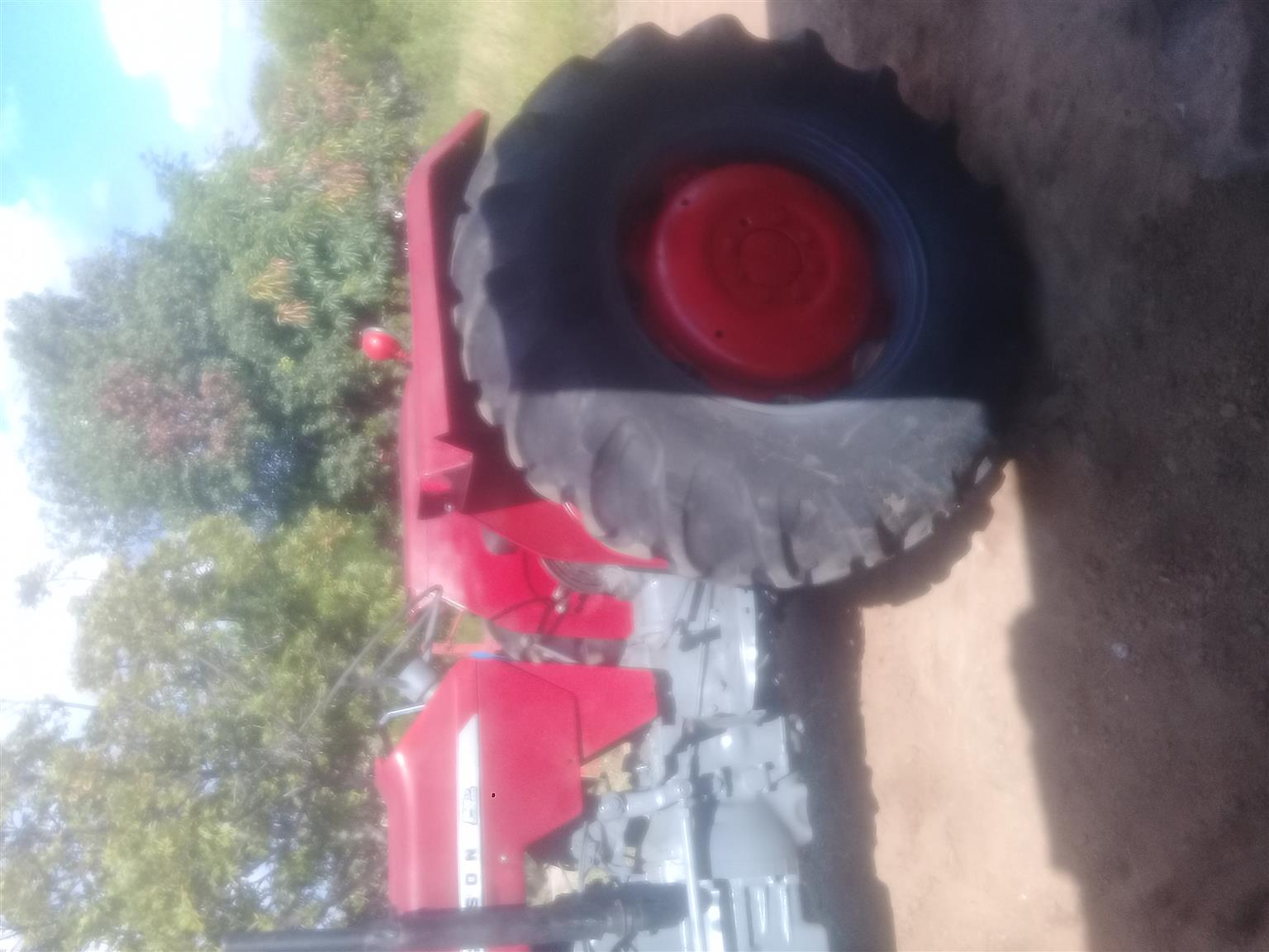 165 mf for sale