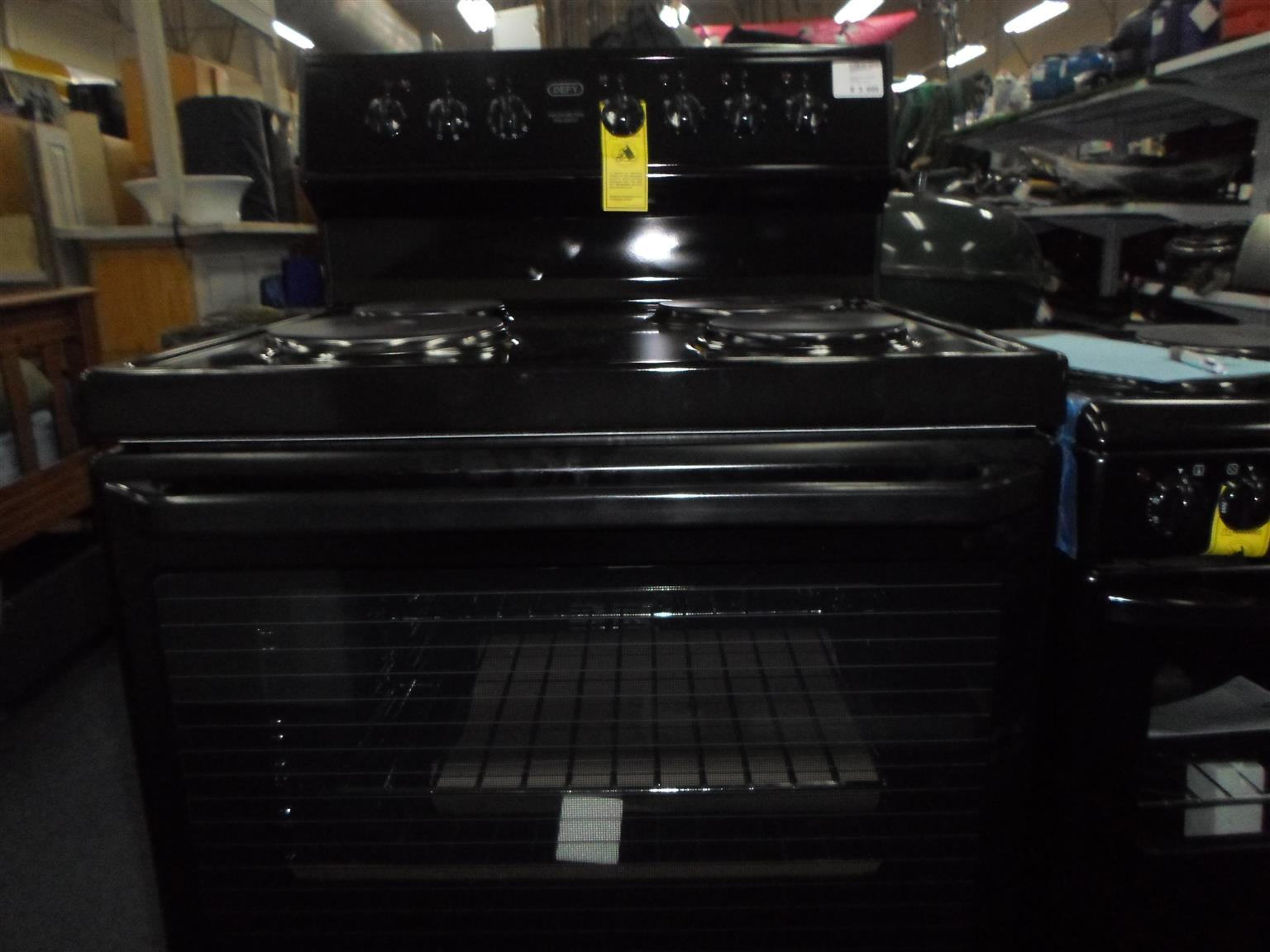 Defy DSS700 4 Plate Stove