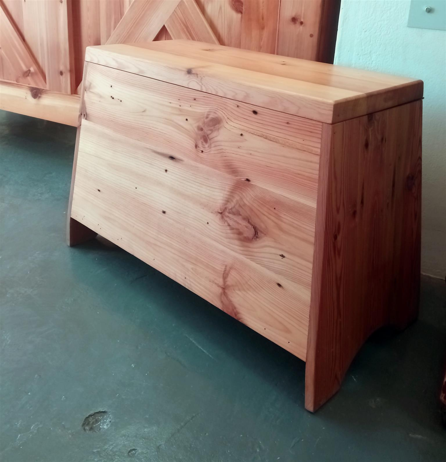 Viking Solid wood handcrafted Kist / Chest - Brand new