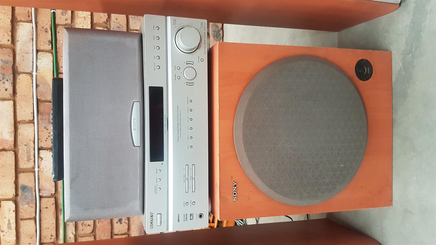 Sony 5.1 sound system
