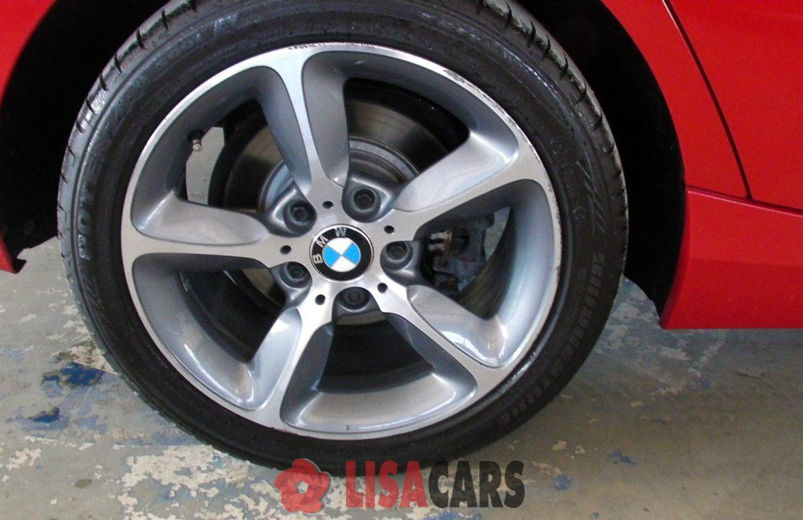 2015 BMW 1 Series 116i 5 door auto