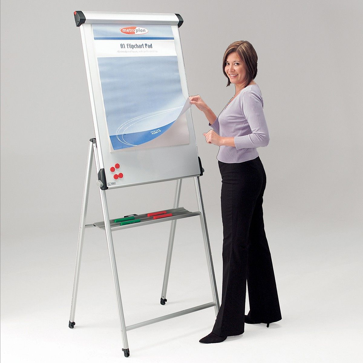 Pack of 5 Flipchart (Paper) - DISCOUNTED
