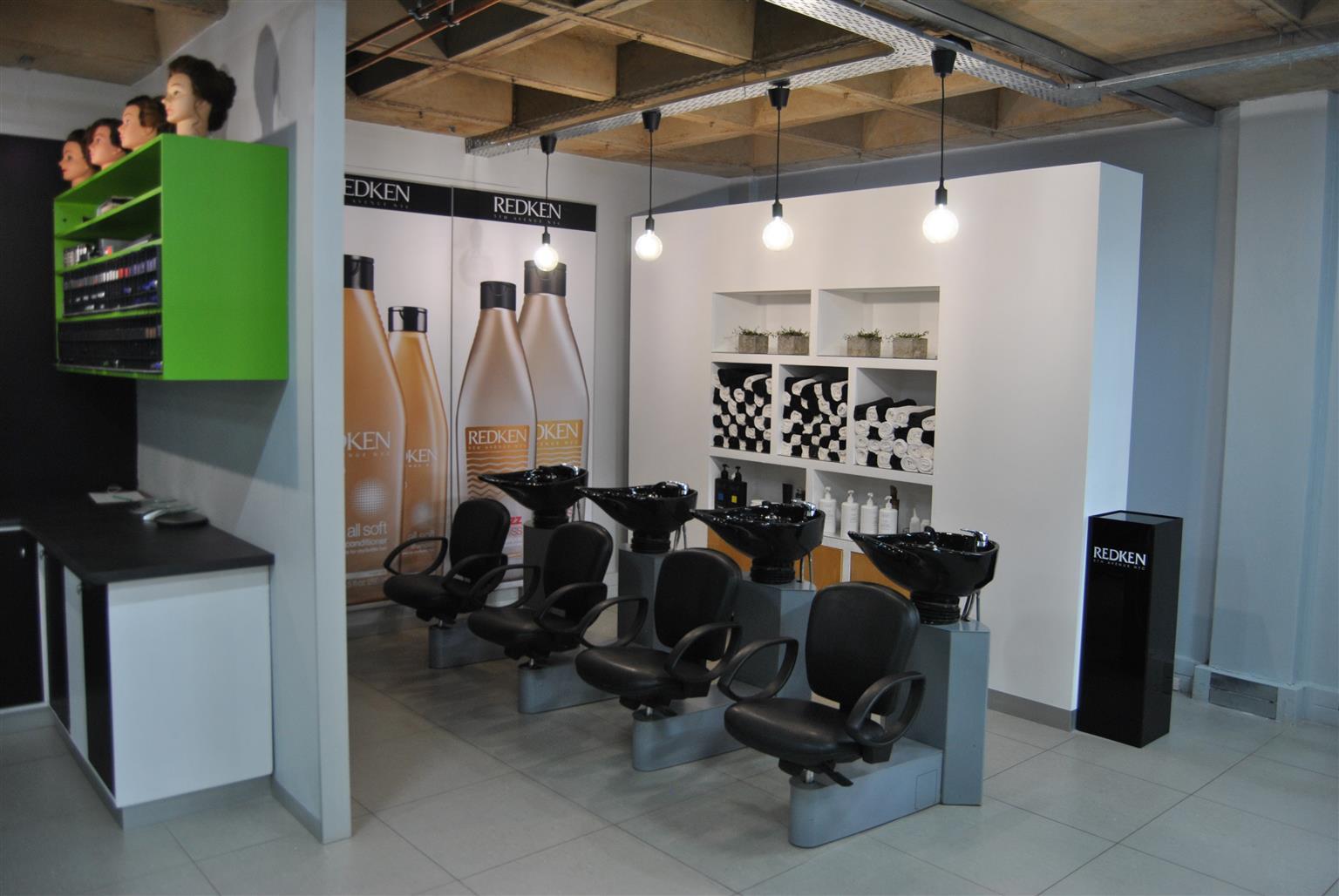 Hair salon chair rentals
