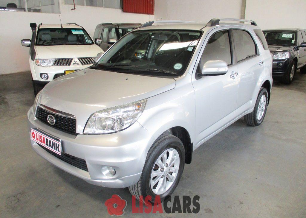 2011 Daihatsu Terios Long 1.5 7 seater