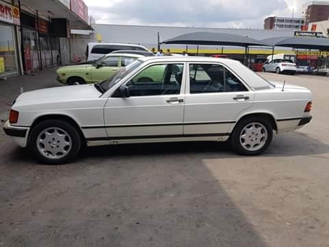 1984 Mercedes Benz 190