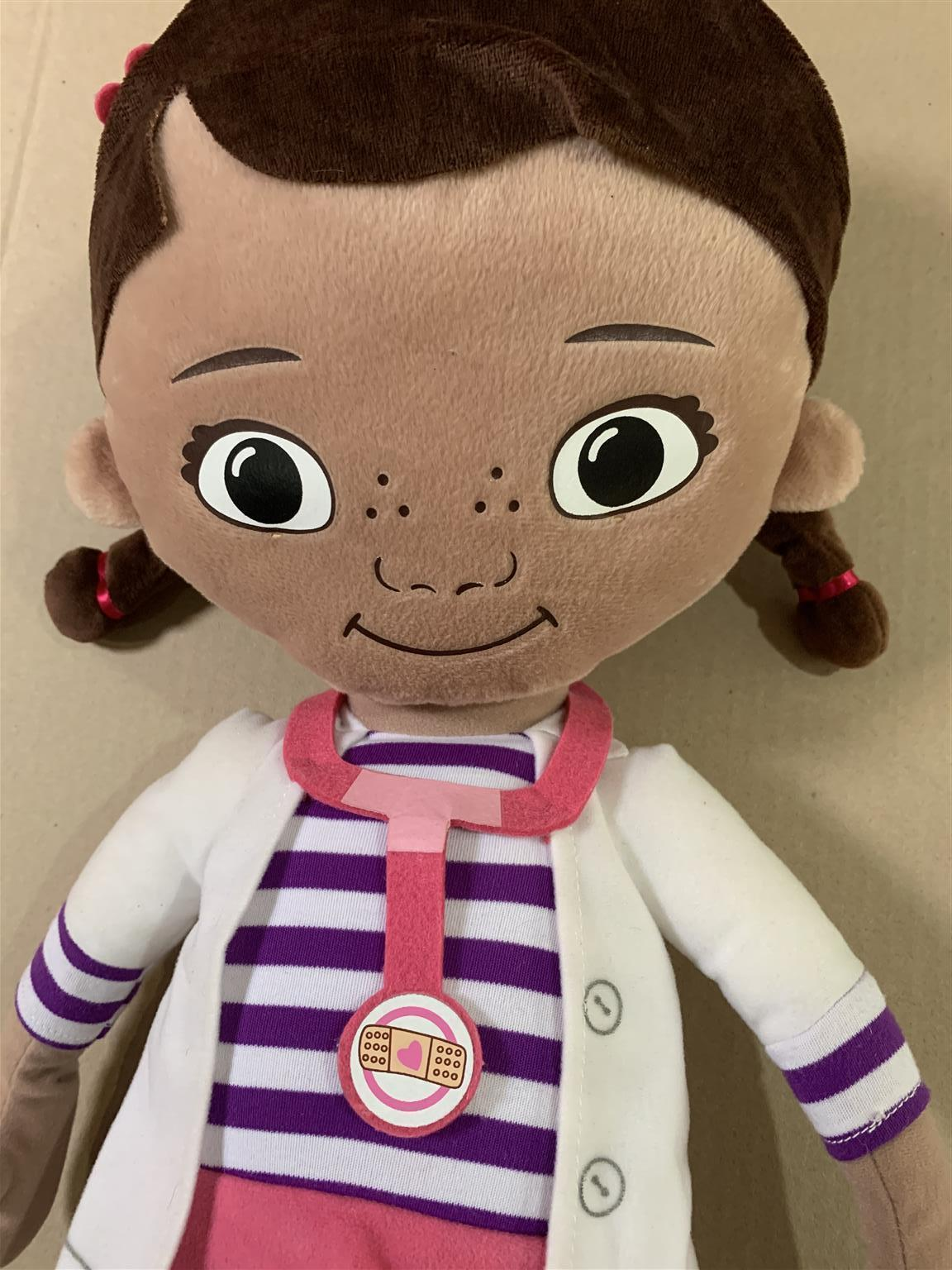Doc McStuffins 60cm soft toy