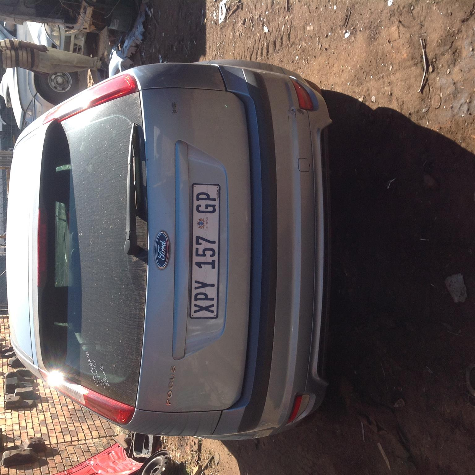 Stripping Ford Focus Ambiente 2008 (Hatch) for Spares