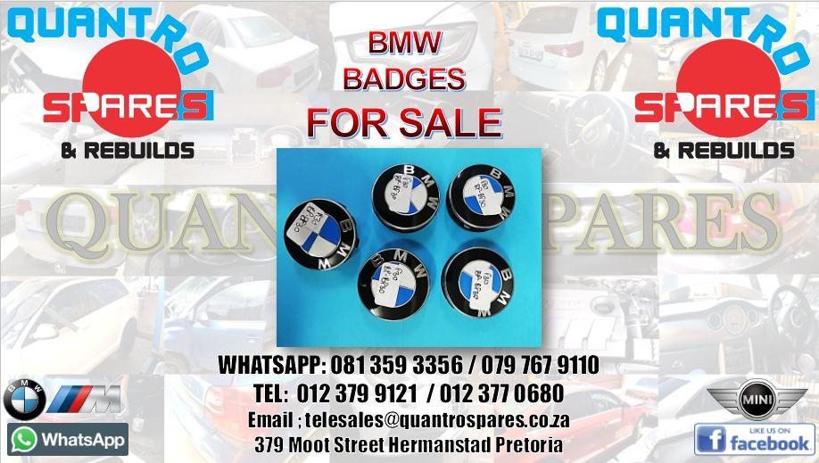 bmw badges for sale