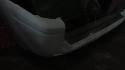 2006 Mitsubishi pajero rear bumper for sale