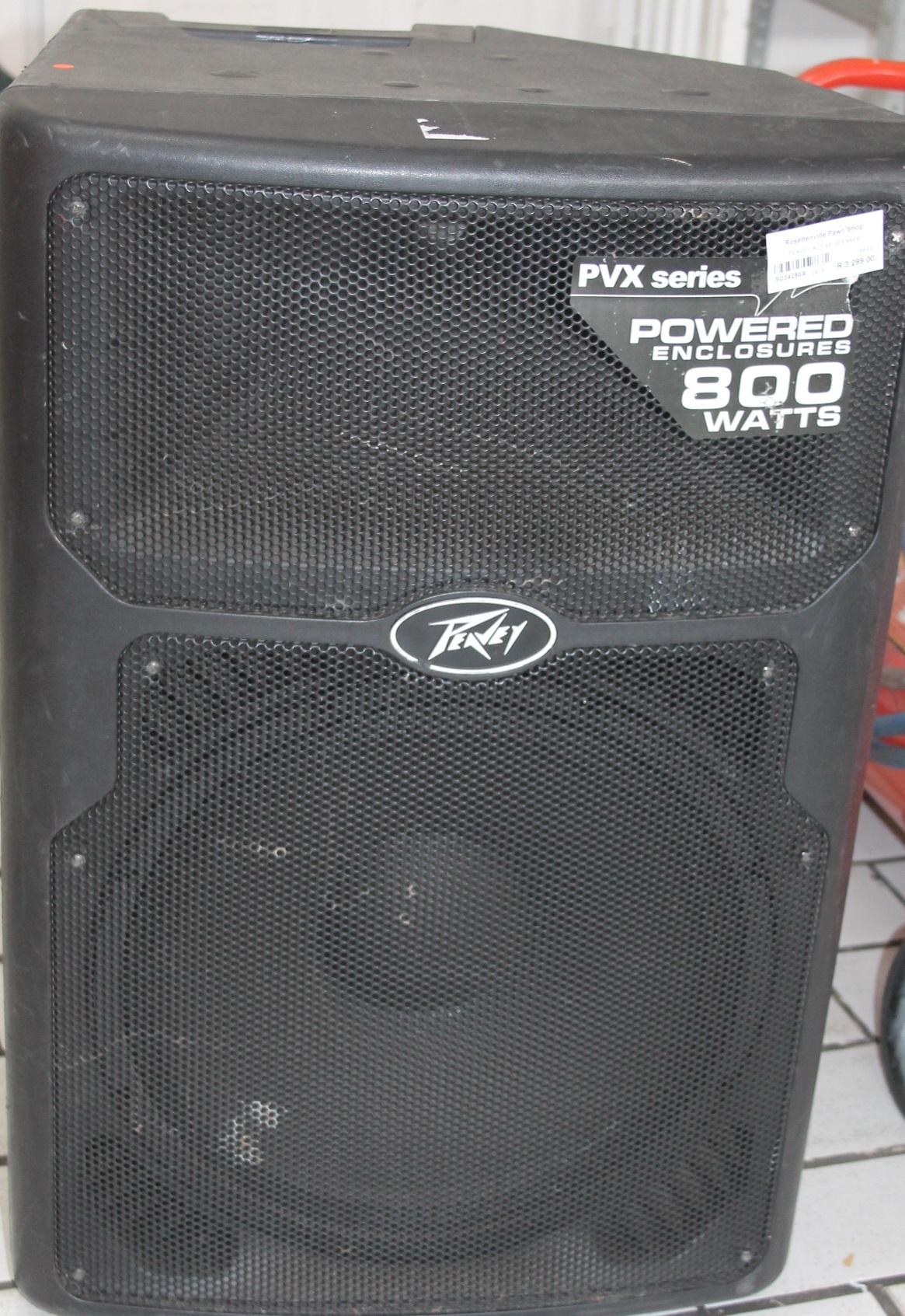 S034280A Peavey active speaker #Rosettenvillepawnshop