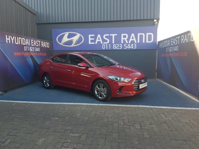 2019 Hyundai Elantra 1.6 GLS