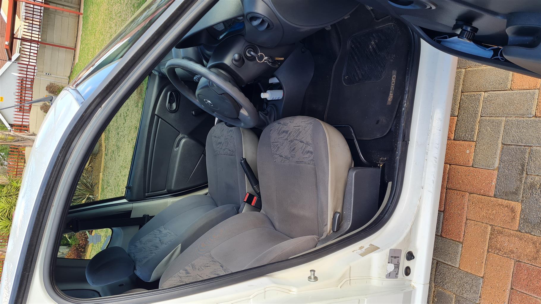 2013 Nissan NP200 1.5 DCI