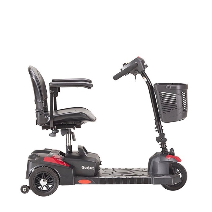 Scout 3 Wheel Mobility Scooter by Drive Medical - On Sale, FREE Delivery. While Stocks Last.