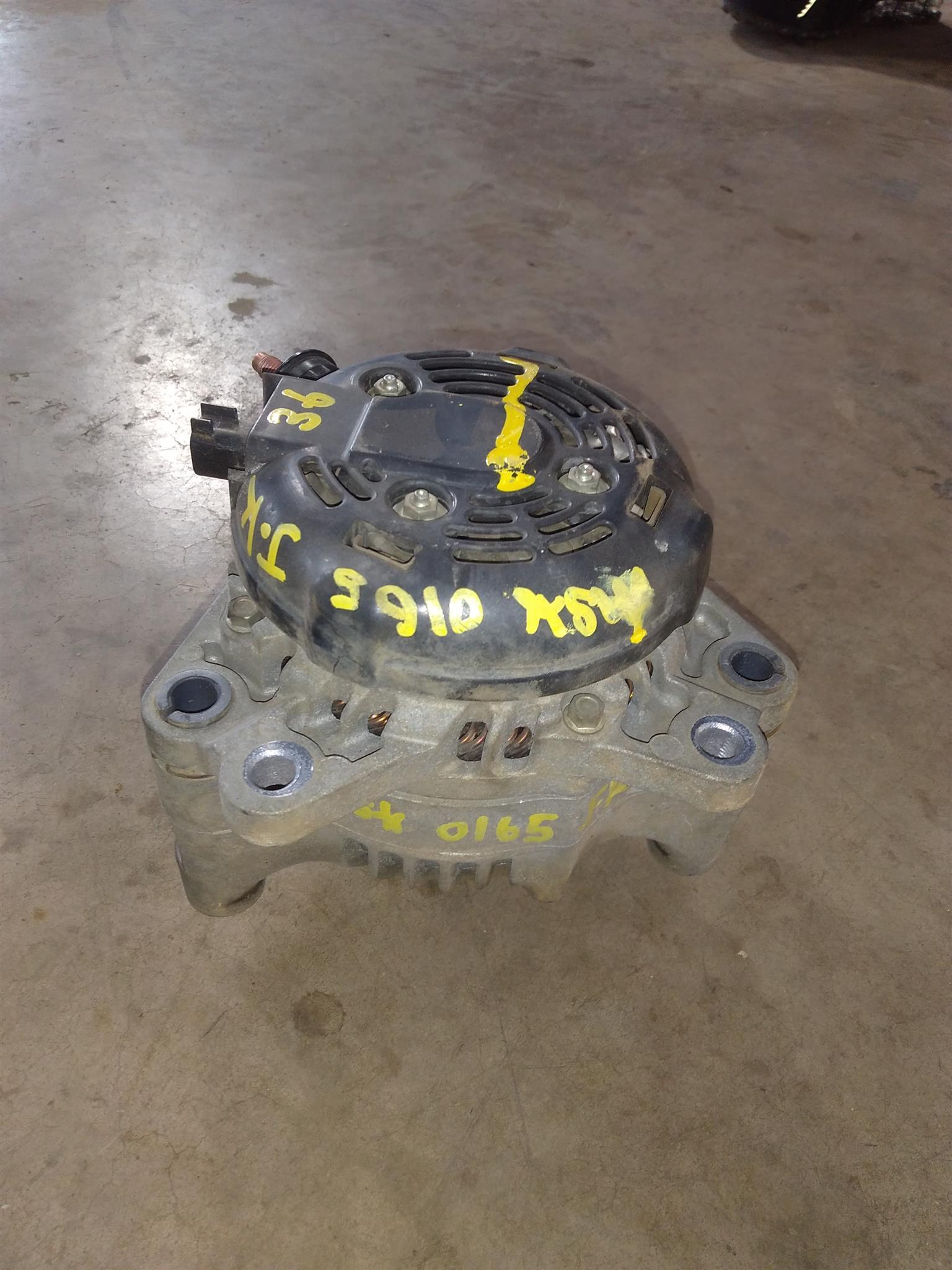 Jeep Wrangler 3.6 Alternator
