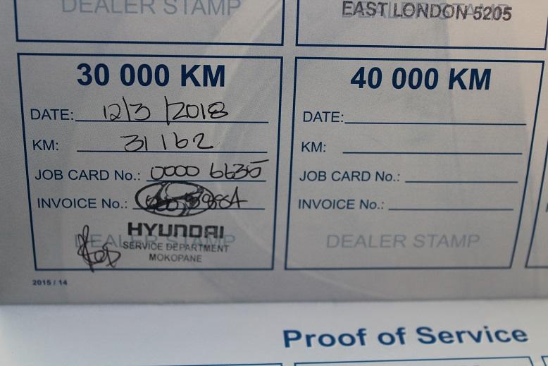 Hyundai Tucson Premium Auto Junk Mail - Hyundai tucson invoice
