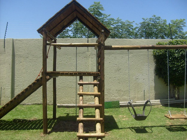 Jungle gyms and doll houses