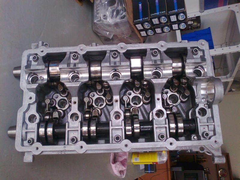 VW / Audi 2 0 TDi 16v BKD Cylinder Heads