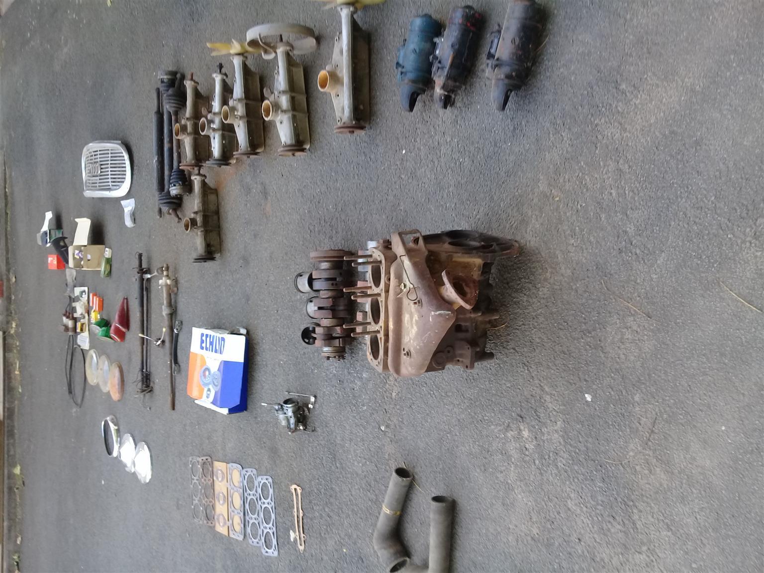 DKW Spares Job Lot for Sale