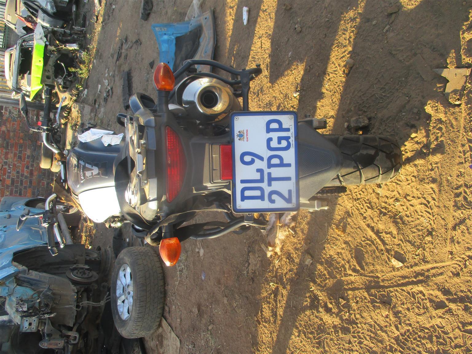 2007 Suzuki V-Strom