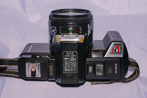 35mm Yoshita Camera Model-A