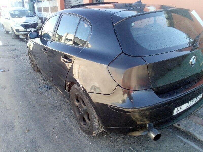 2005 BMW 1 Series 120i 5 door
