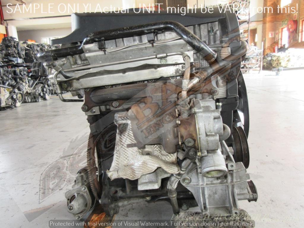 AUDI A4 -APU 1.8L TURBO 20V Engine