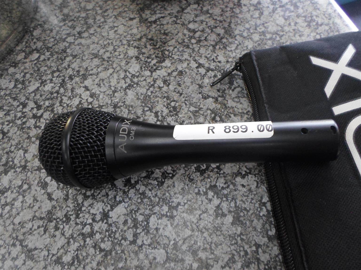 Audix OM3 Microphone