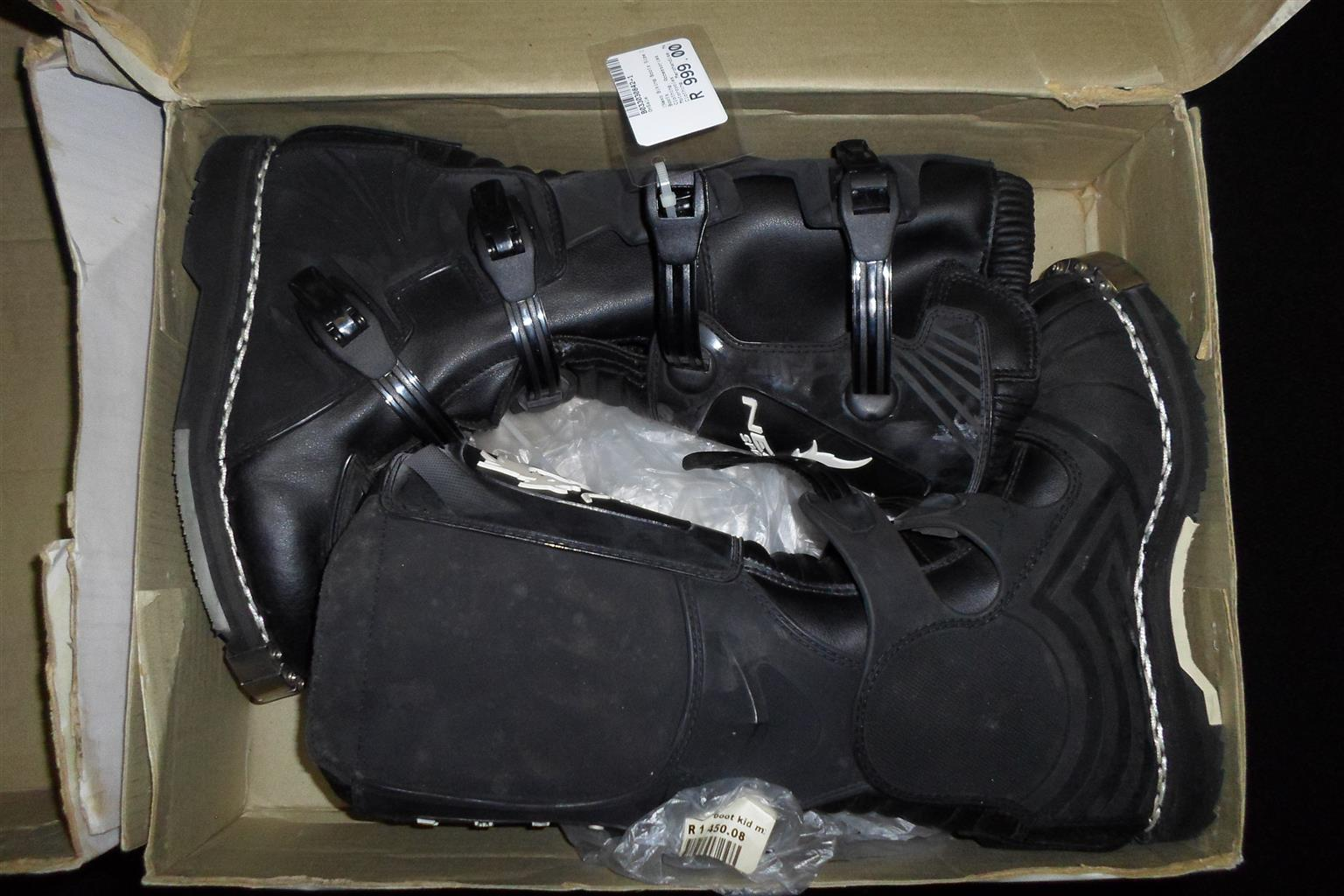 Size 37 Nexo Sports Motorcycle Boots