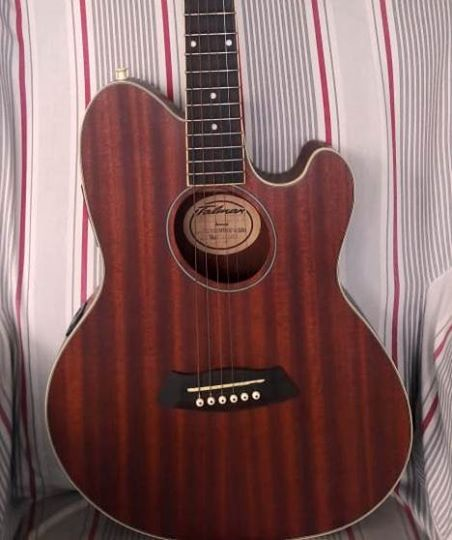 Ibanez Electric Acoustic Guitar For Sale!