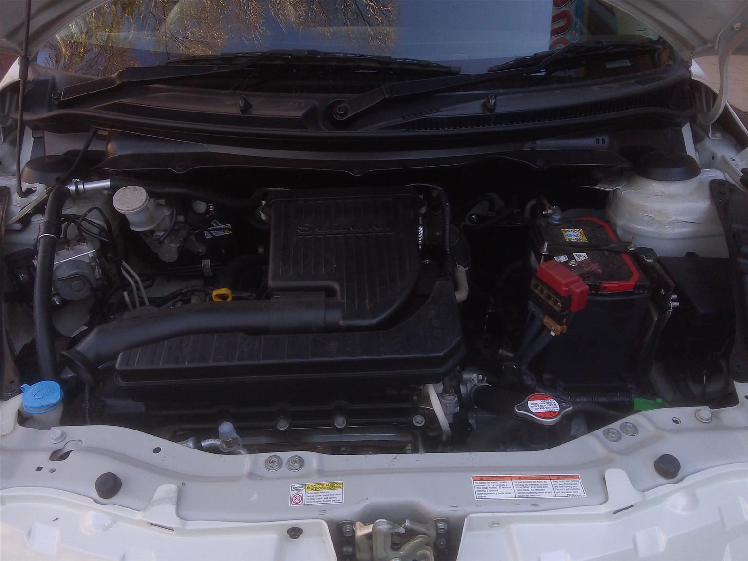 2017 Suzuki Swift hatch 1.2 GA