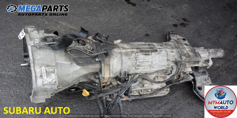 IMPORTED USED SUBARU AUTOMATIC GEARBOX