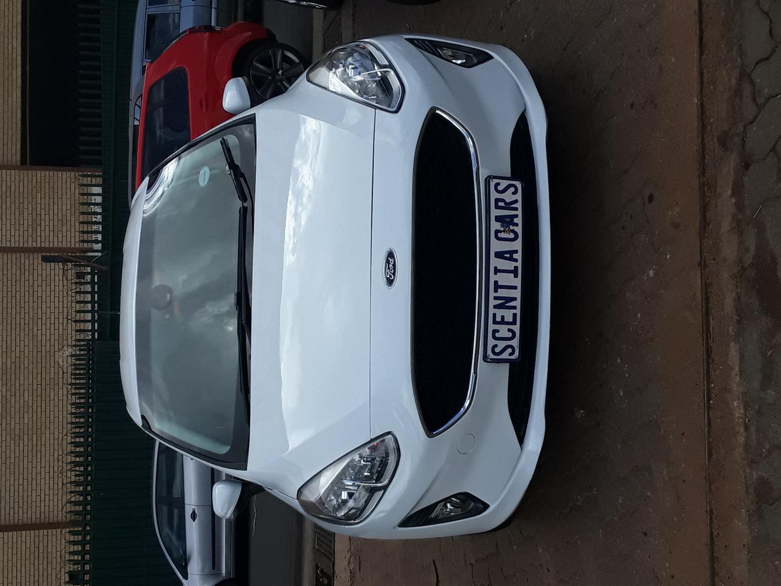 2019 Ford Fiesta 1.4i 5 door