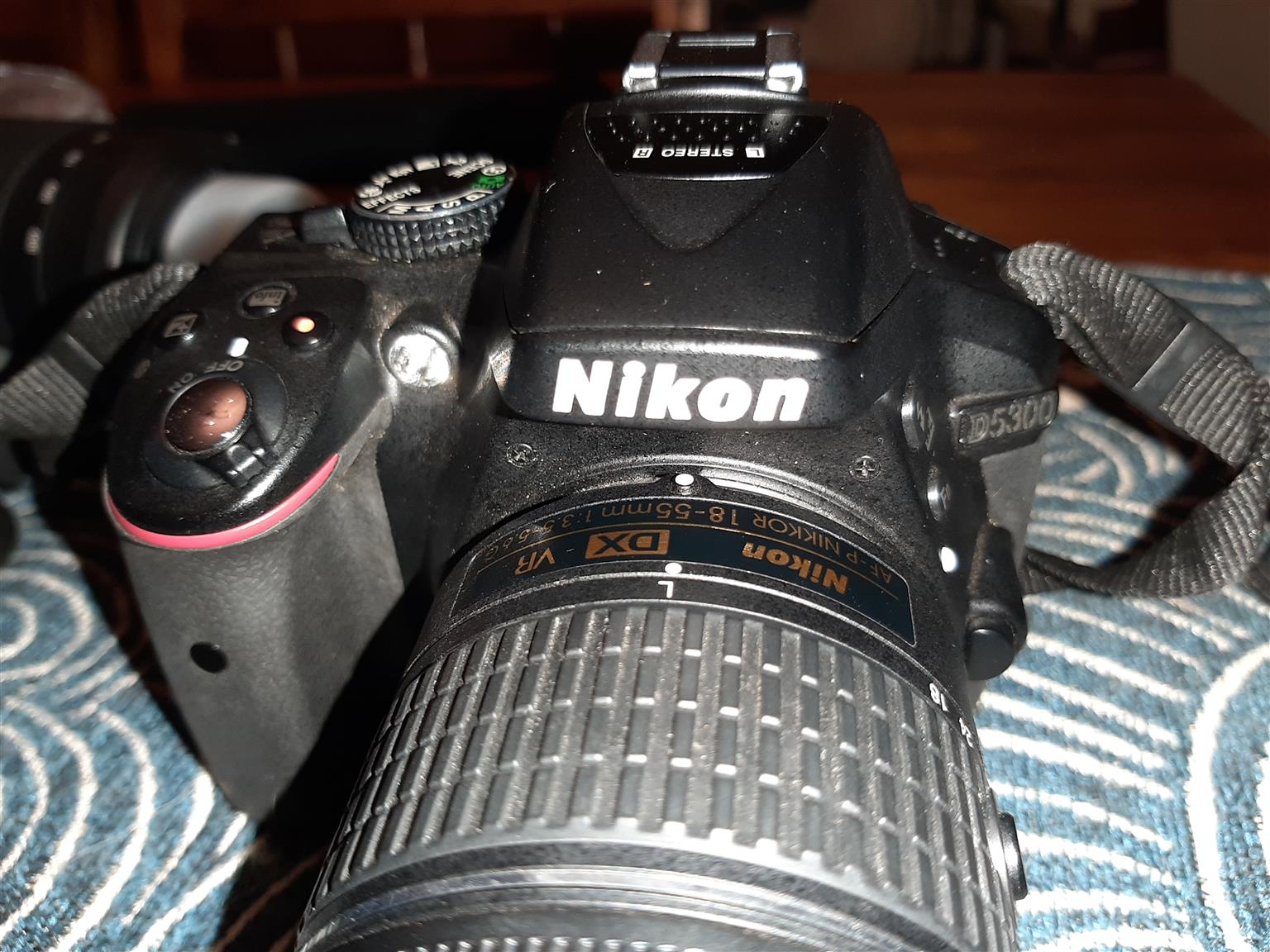 Nikon D5300 + Extra Lense