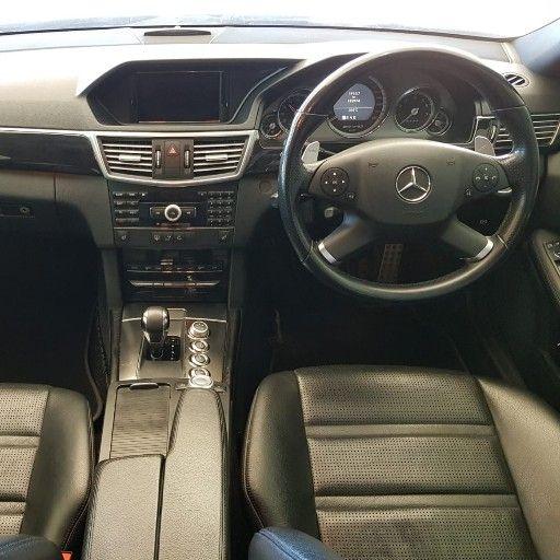 2010 Mercedes Benz E-Class sedan AMG E63 S 4MATIC