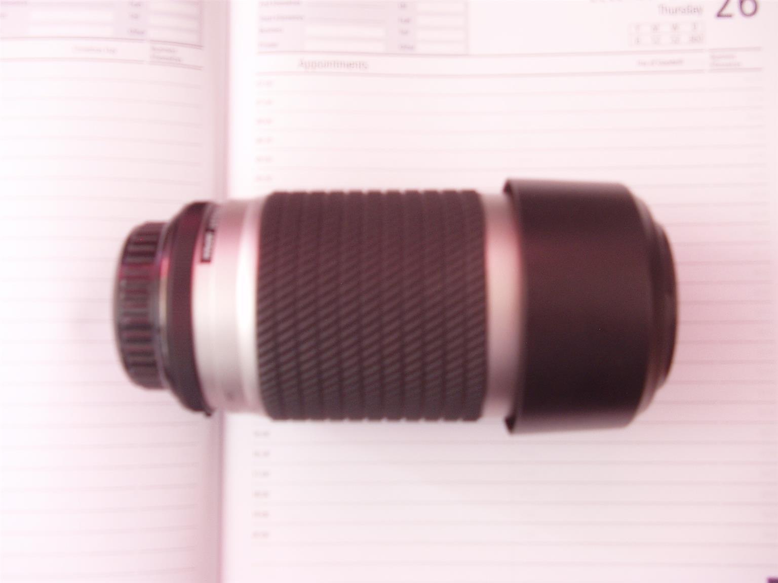 Tokina AF 100-300mm 1:5.6 - 6.7 Lens
