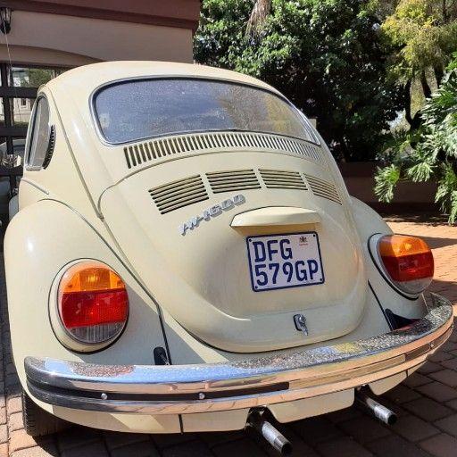 1974 VW Beetle BEETLE 2.0 Highline A/T