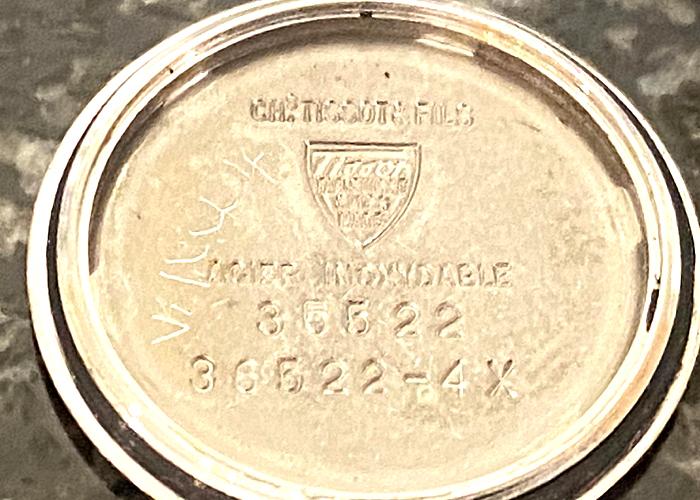 VINTAGE TISSOT LADIES WATCH, SEASTAR VISODATE, MANUAL WINDING 1970, WITH DATE
