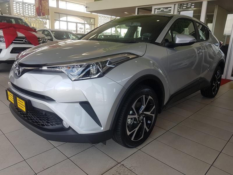 2019 Toyota C-HR 1.2T PLUS CVT