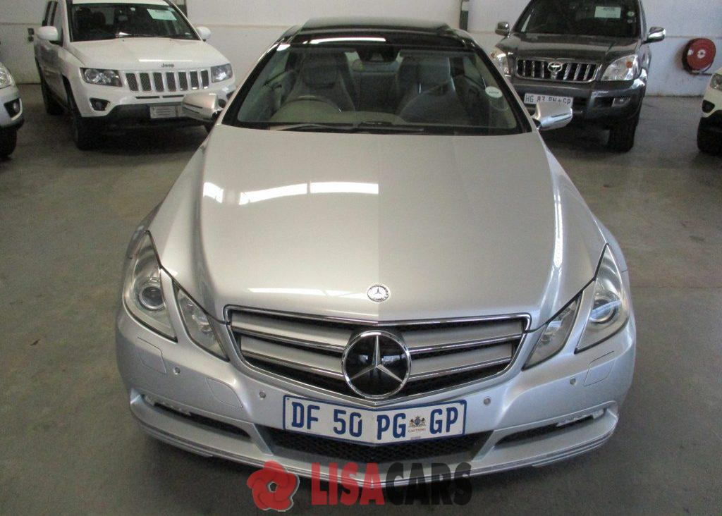 2010 Mercedes Benz SLK