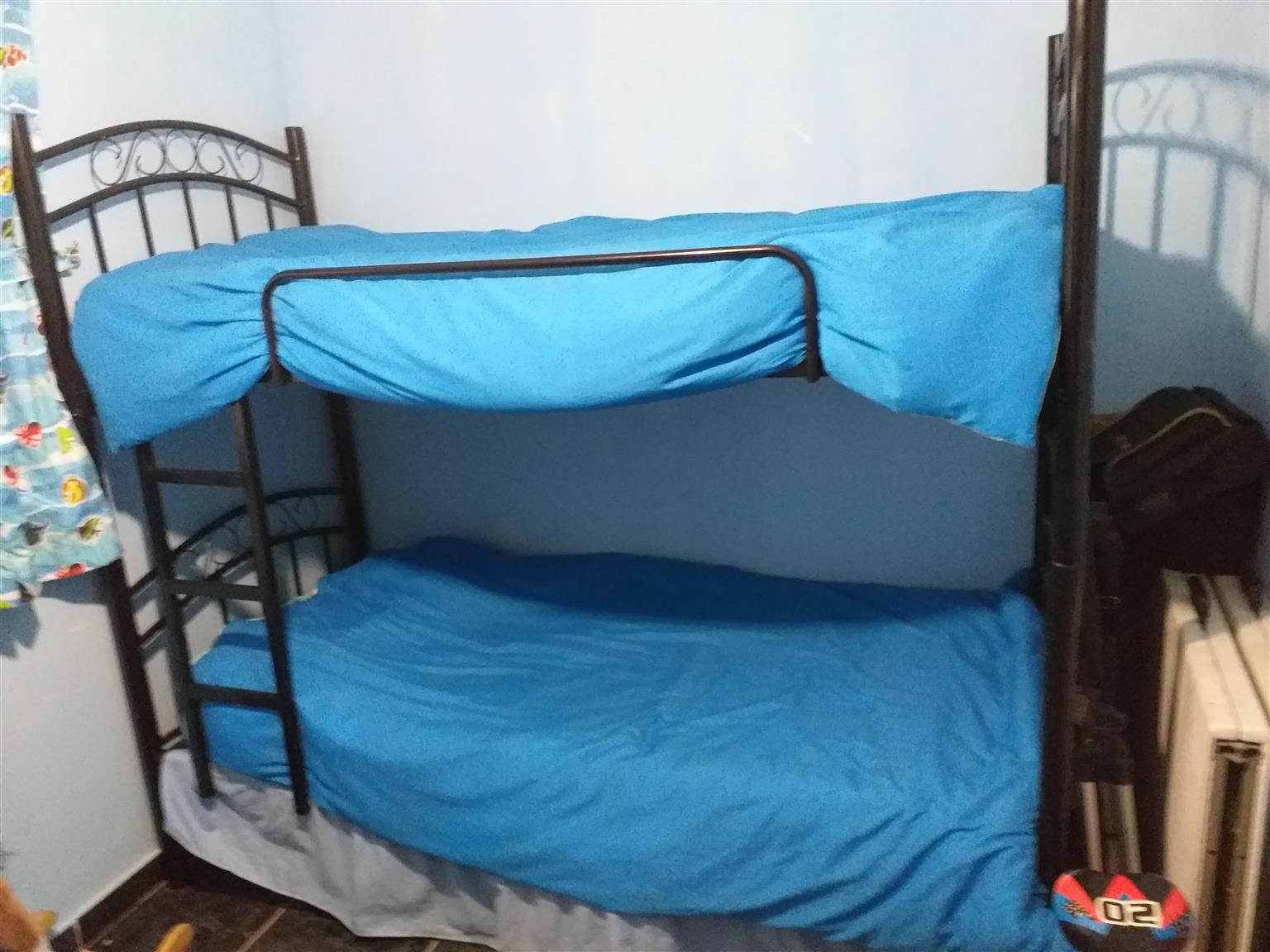 DOUBLE BUNK BED FOR SALE IN TONGAAT