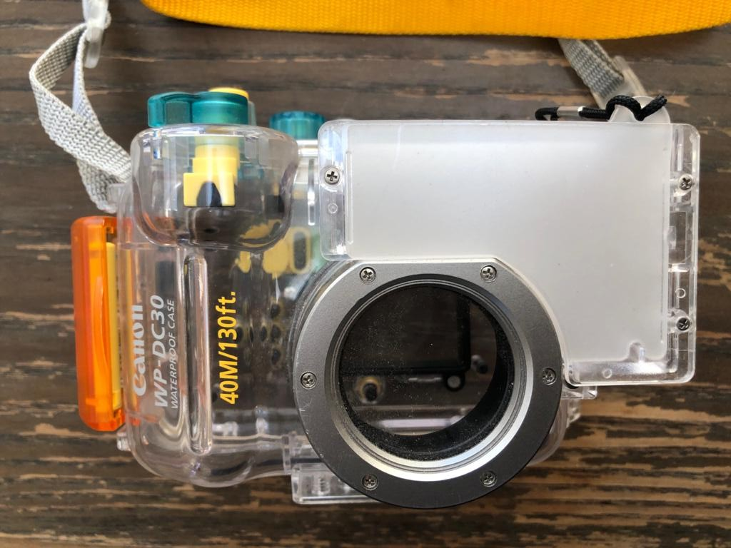 Canon WP-DC30 Underwater Housing for PowerShot A75 & A85 models ONLY - Rated up to 40m